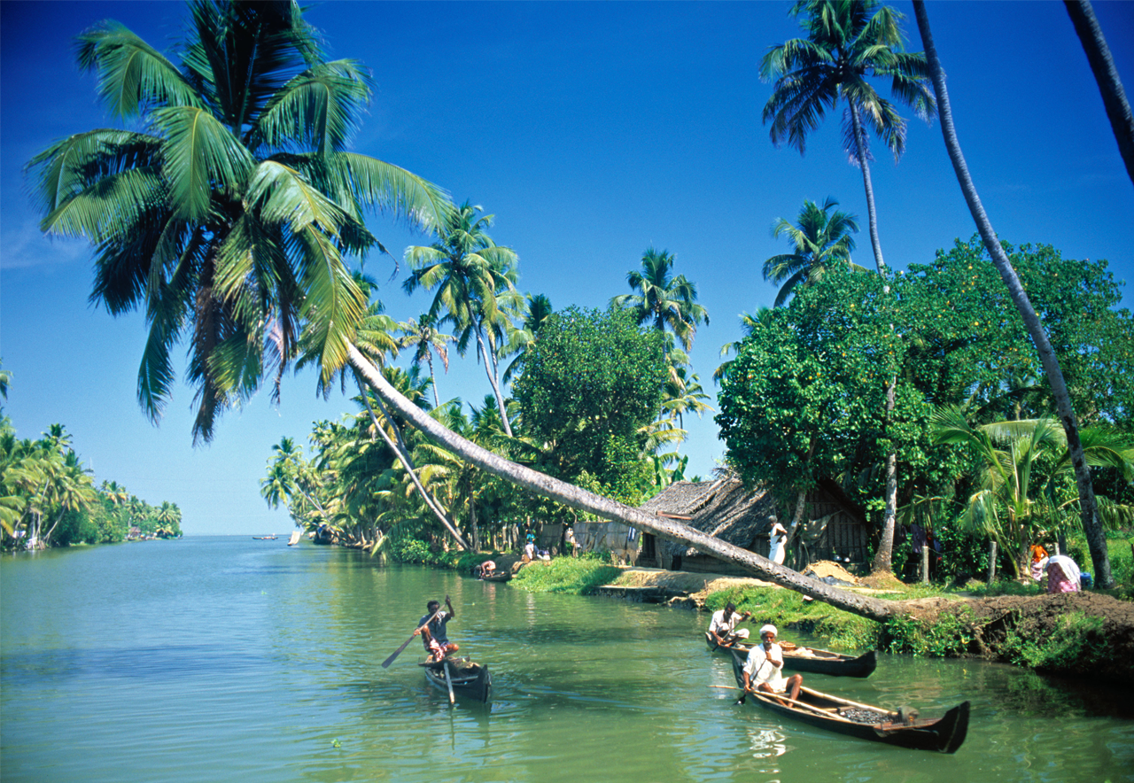 Cochin with Alleppey Houseboat 3 Nights / 04 Days