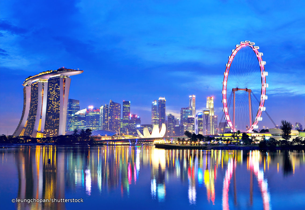 Exclusive Singapore  6 Nights / 7 Days