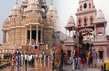 Temple Tour Packages in India