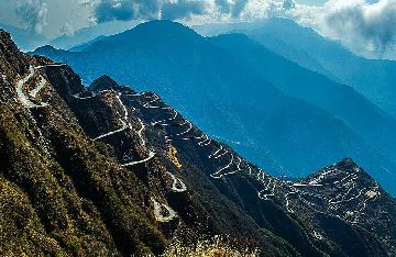 North- Sikkim: Walking on clouds