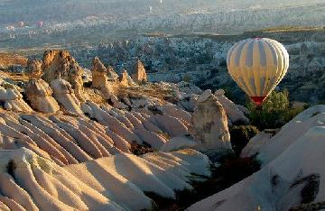 GOREME NATIONAL PARK AND THE ROCK SITES OF CAPPADOCIA, TURKEY